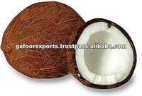 FRESH MATURED WHOLE BROWN COCONUTS