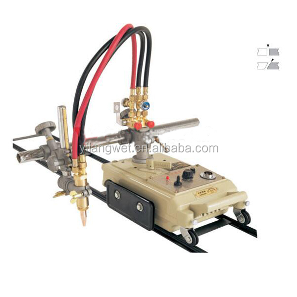 Straight line track flame oxy-fuel gas cutting machine cg1-30