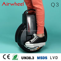 Airwheel scooter with roof with CE ,RoHS certificate HOT SALE