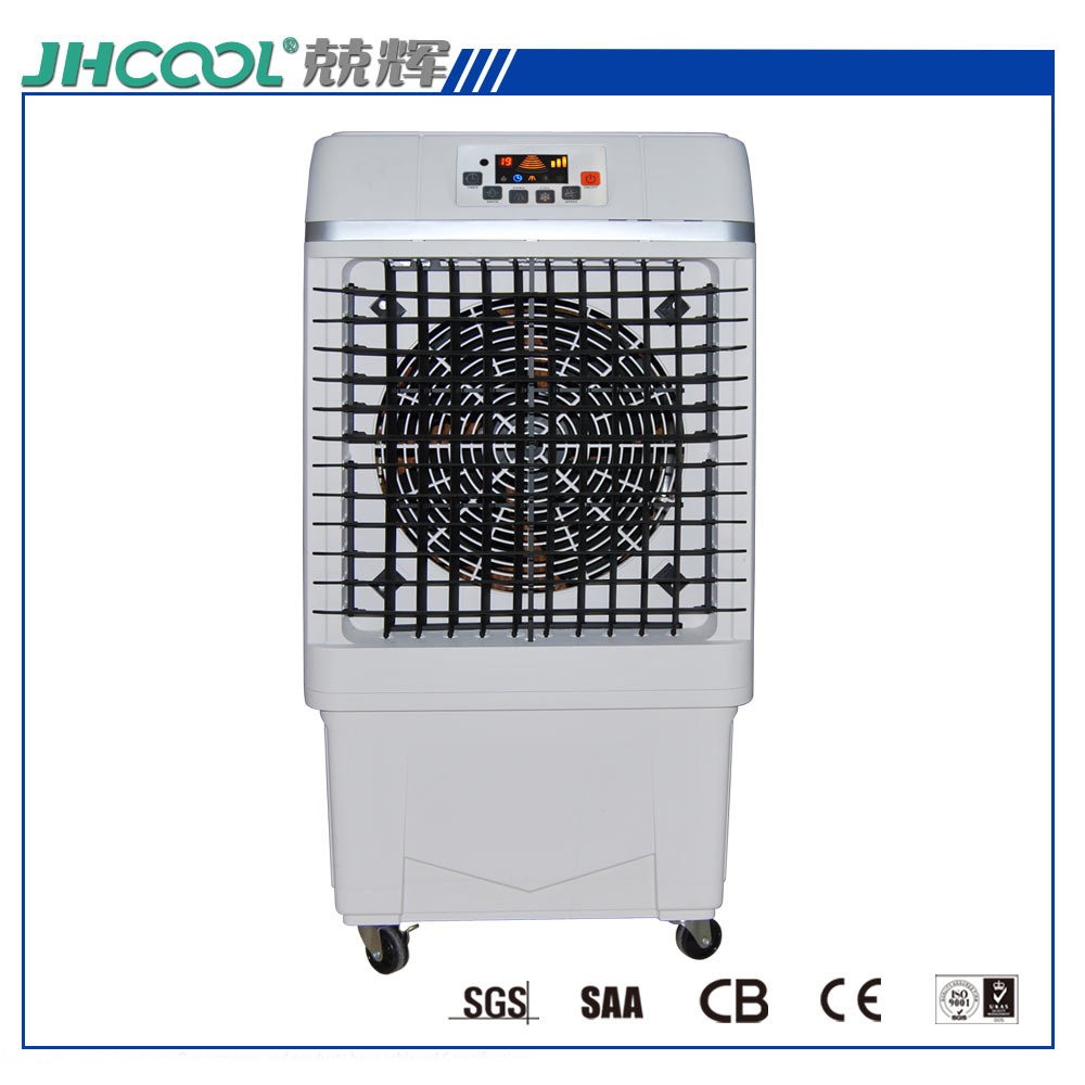 Manufactory New 3000CMH Portable Water Fan Air Conditioner Evaporative Personal Air Cooler for Room Home Outdoor