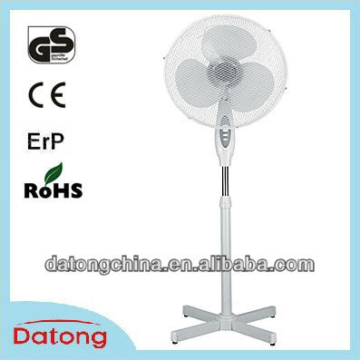 16 inch Auto Oscillation & Manual Stand Fan