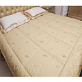hot selling skin friendly camel hair quilt for winter