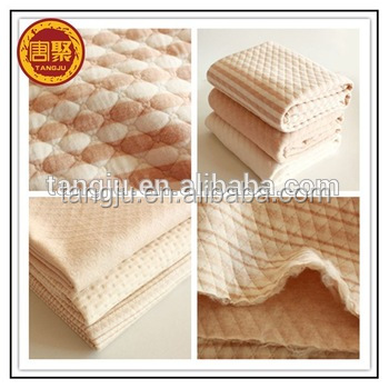 thermal pajamas fabric/cloth cotton tube wholesale