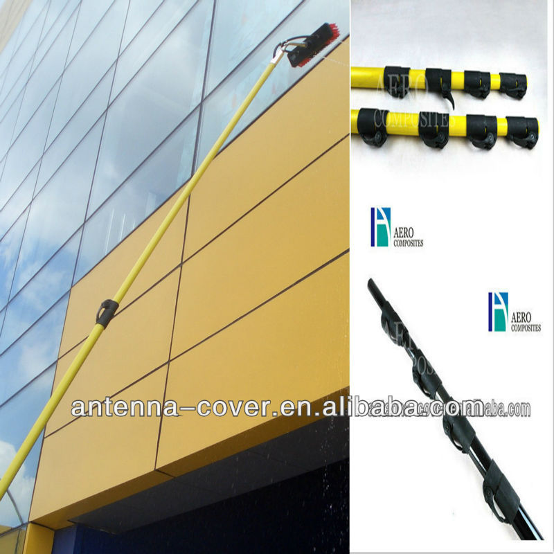 water fed poles for window cleaning