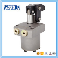 High quality double action type hydraulic parts all-purpose leverage hydraulic cylinder Tooling and fixture components