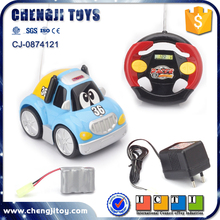 Kids plastic 4wd mini rc car toy model 1:20 4ch remote control vehicle