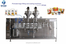 Automatic premade pouches stand-up bags liquid packing machine