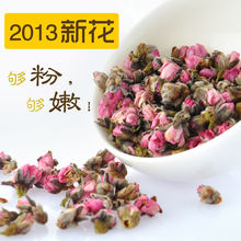 Natural Healthy Dried Peach Blossom Flower Tea For Beautify Skin