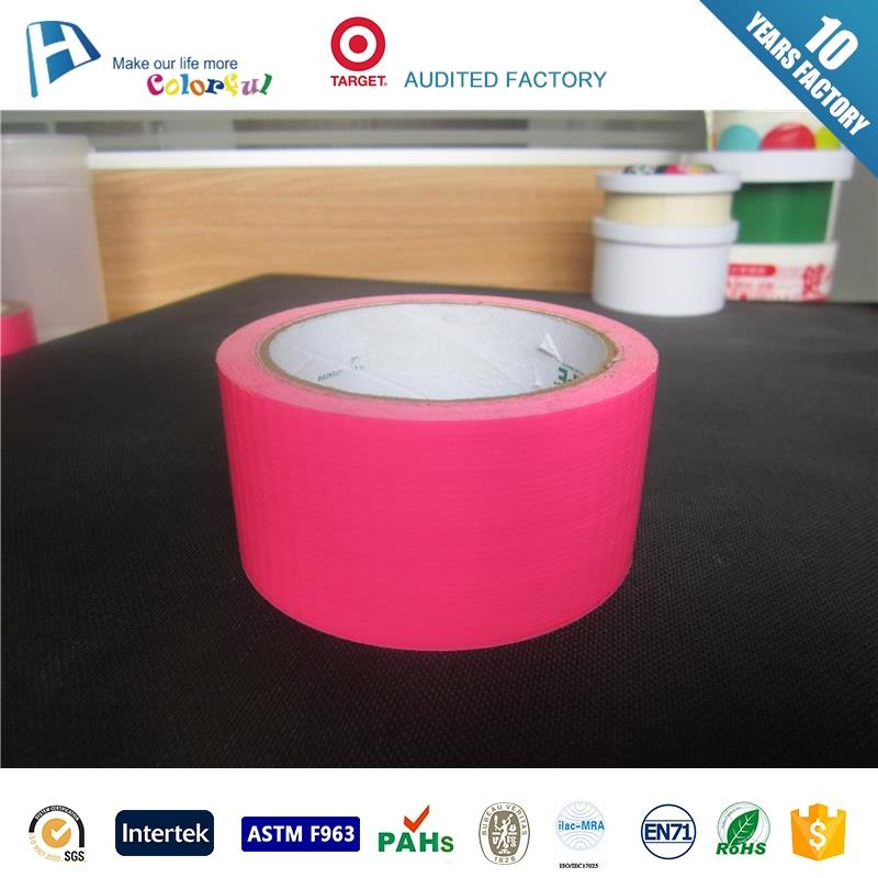 strong adhesive air conditioner tape Strong adhesive hot melt cloth duct tape with low price