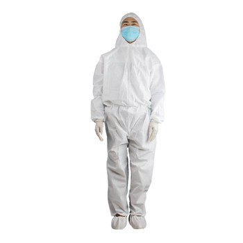 Disposable Safety Chemical Protective Suit gown,Overall Protective Clothing