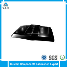 Precision Custom Sheet Metal Forming Stainless Steel Powder Coating Car Body Hood Panels