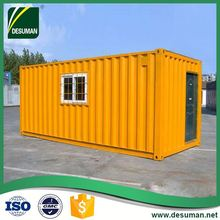 DESUMAN new style luxurious wind and earthquake resistance passive container house