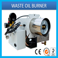 CE approved factory price waste oil heating system/waste oil burner/swimming pool heater