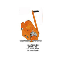 2016 Newest JC-C Hand Winch Small With Nylon rope & hook