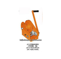 2017 Newest JC-C Hand Winch Small With Nylon rope & hook