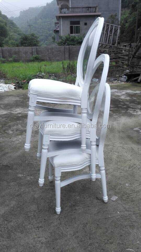 Event Rental Stacking <strong>Acrylic</strong> Louis wedding Chair Wholesale Luxury Carved <strong>Acrylic</strong> Back Wood Louis Banquet Chairs