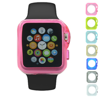 Mobile phone accessories cover for apple watch 38/42mm protective case