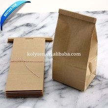 Customized craft paper sachets