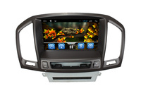 Quad-Core Android 4.4 Car DVD radio for Opel Insignia with steering wheel control GPS 3G Wifi mirro link OBD Bluetooth function