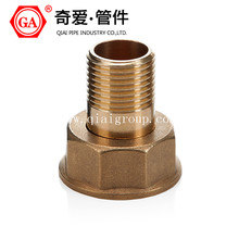 QIAI/GA BRASS FITTINGS FOR WATER METER CONNECTOR