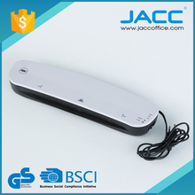 JACC A4 Hot And Cold Plastic Film Laminator