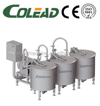 SUS304 stainless steel salad washing machine from Colead