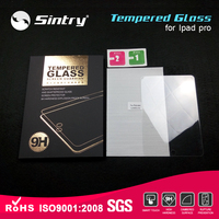 Explosion proof screen glass film screen protector 12.9inch Wholesale 9H 2.5D tempered glasss screen protector for ipad pro