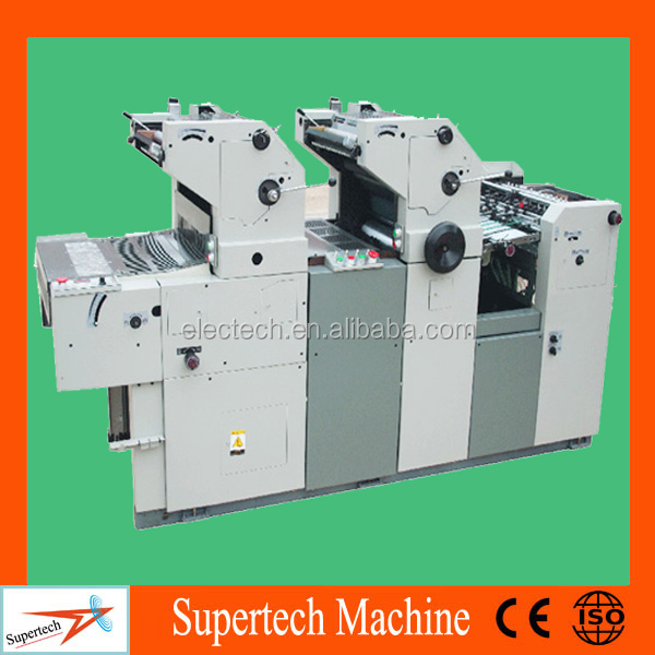 2 Color Cheap Offset Printing Machine