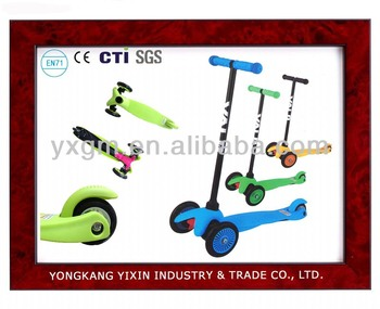 2016 newest design kids scooters for sale
