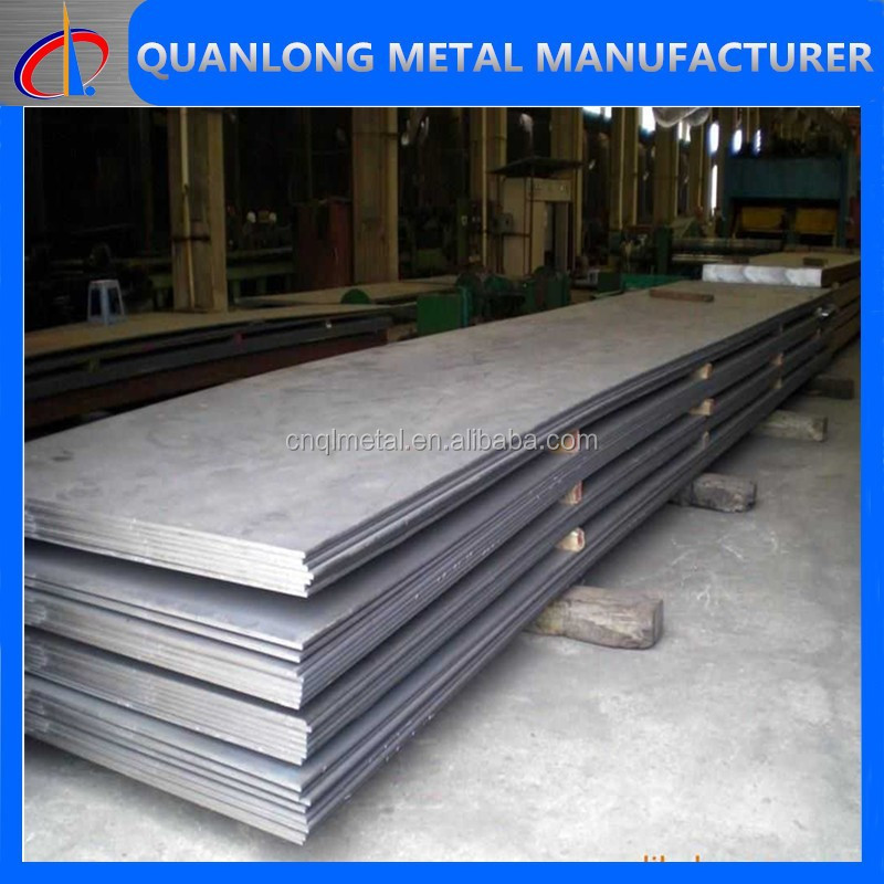 High Manganese Steel Plate With Prime Quality