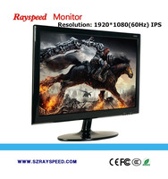 1920*1080 Slim Housing Wide Screen 23 inch led desk top computer monitor