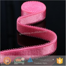 Garment accessories picot bulk spandex elastic bra band,elastic for underwear
