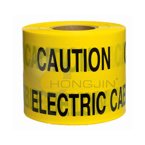 Underground Electric Cable PE Warning Tape