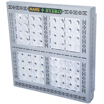 MarsHydro MarsPro II EPISTAR 320 Switchable grow light hydroponic greenhouse LED grow light
