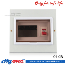 From China online wholesale shop new type distribution board mcb db box electric box