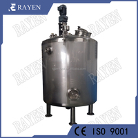 food grade stainless steel boiler tank