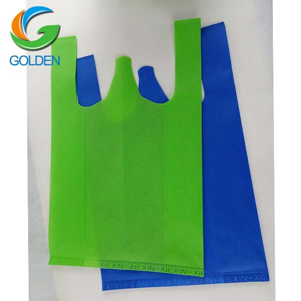 www-xxx non-woven shopping bag machine making customized w cut non woven carry bag manufacturer