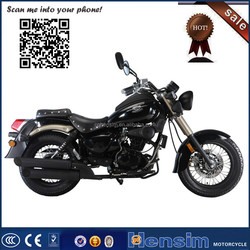 Classical powerful and energy Motocicletas 250cc chopper