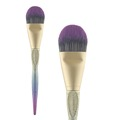 Makeup face brushes, special tapered handle brushes, foundation brushes, long handle makeup brush