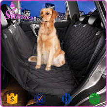 Pet Car Seat Cover, NonSlip Quilted Oxford Rear Dog Car Seat Cover