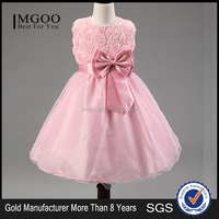 MGOO 2015 Wholesale Stock Halloween Costumes For Children Baby Flower Girl dress Kids Wear For Wedding Party XJL25153