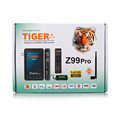 Tiger Z99Pro Online Move Digital Satellite Receiver With Wifi Channel Storage HD IPTV with Many Free IPTV Account and 18+