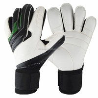 Latex PRO Fingersave Protection professional football goalkeeper gloves