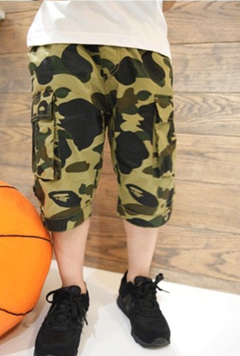 Custom childrens Digital camo pants
