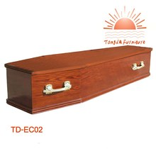 TD-EC02 Simple European paper coffin