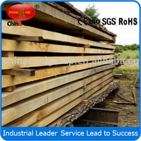 light weight Wooden sleepers,railway wooden sleepers