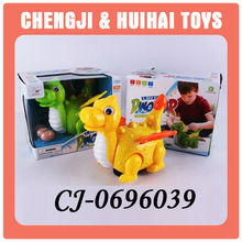Hot sales electric toys kids wholesale dinosaur toys that lay eggs