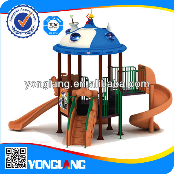 CE Ceritification of cheap outdoor playsets for kids