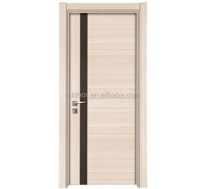 WPC frame melamine wooden door design