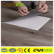 new design loose lay pvc laminate flooring with 5mm thickness for home